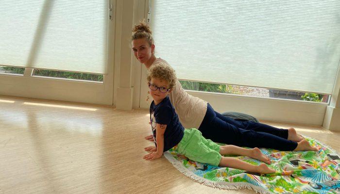 Ouder & Kind Yoga