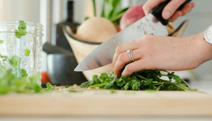 Mindfulness: Koken en Eten