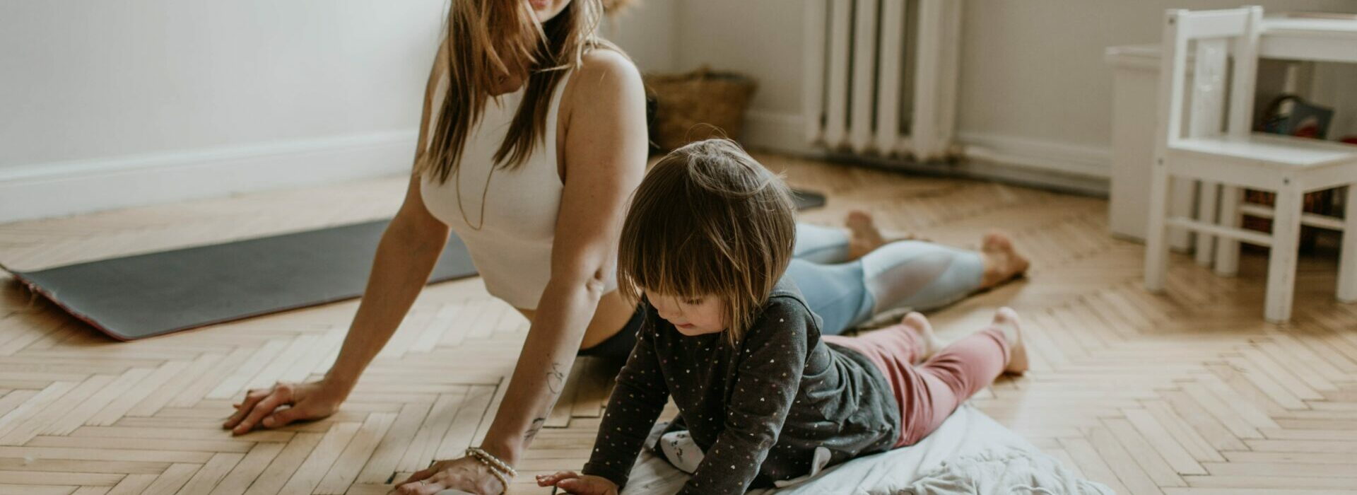 Les geven in yoga