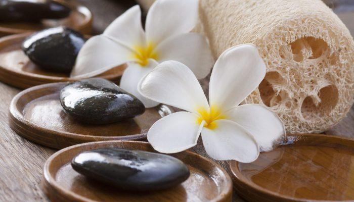 Holistische massage met/zonder hotstones